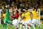Com a vitória, o Brasil conquistou o terceiro título seguido da Copa das Confederações. Além do título, a Seleção Brasileira também viu Neymar ser escolhido o melhor jogador do campeonato