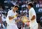 Marcelo Melo foi o primeiro tenista brasileiro a disputar uma final em Wimbledon. Antes dele, apenas Maria Esther Bueno havia feito decisões na grama sagrada do All England Club