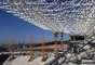 17 de julho de 2013 - Segundo o cronograma da construtora Odebrechet, responsável pelas obras, a arena deve ficar pronta em dezembro deste ano