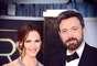 O ator Ben Affleck adotou o visual na última cerimônia do Oscar