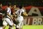 Fred marcou o gol de empate do Fluminense e acertou a trave no último minuto