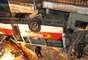 7 de agosto - Ônibus caiu de viaduto conhecido como Tobogã, em Itaguaí, na Grande Rio, e deixou ao menos seis mortos
