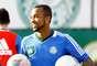 Sondado pelo Atlético-MG, Wesley desconversou sobre possibilidade de saída