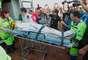 Líder da Indy, Castroneves foi retirado por paramédicos e levado para hospital de Ribeirão Preto