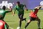 Thiago Silva pode perder David Luiz, seu companheiro na zaga da Seleção na conquista das Confederações
