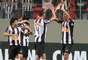 Acabou a ressaca! Após o título na Copa Libertadores, o Atlético-MG ficou cinco jogos sem vencer, mas o jejum foi encerrado contra o Bahia, no Independência. A vitória veio por 2 a 0, com gols de Leonardo Silva e Alecsandro