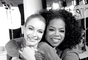 Al salir de rehabilitación, Lindsay Lohan concedió una entrevista a Oprah Winfrey donde le dijo que en varias ocasiones había deseado ir a prisión y que era adicta al alcohol