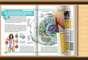 Usuários da biblioteca online podem buscar livros por capítulo ou termo, marcar as páginas e estudar mapas interativos
