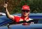 """Kimi Raikkonen está de volta à Fórmula 1. Anunciado nesta quarta-feira como piloto da equipe para 2014, o finlandês retorna à escuderia pela qual conquistou seu único título na categoria, em 2007. Relembre a carreira do """"Homem de Gelo"""""""