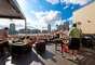 Bounce, SydneyEm Sydney, na Austrália, o Bounce Hostel oferece uma vista deslumbrante do seu terraço, onde pode-se relaxar e tomar um drinque nos confortáveis sofás
