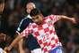 Eduardo da Silva (Croácia) - Com toda sua formação como jogador no futebol croata, Eduardo estreou pela seleção Sub-21 em 2002. Já não tem mais o mesmo prestígio de outros tempos, mas ainda compõe o grupo que jogará a repescagem em novembro