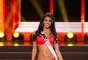 Miss Brasil - Jakelyne Oliveira. Tiene 20 años de edad, mide 1.78 metros de estatura y prodece de Rondonópolis.