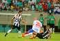 Bahia ficou no 0 a 0 com Atlético-MG