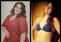 Renata Celidônio publicou nesta terça-feira (12) foto do antes e depois da dieta