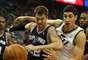 Com Splitter em quadra, Spurs fizeram 91 a 82 contra o Utah Jazz