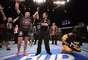 Georges St. Pierre tem sua vitória sobre Johny Hendricks decretada; decisão dos jurados causou polêmica no UFC 167