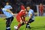 Uruguai tinha vencido o duelo de ida, fora de casa, por 5 a 0