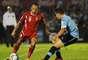 Em duelo com poucas emoções, time sul-americano empatou com Jordânia por 0 a 0
