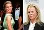 Este es un antes y después de Kim Basinger. La foto de la izquierda es en 1998 cuando obtuvo el Oscar y la otra de la actualidad ¿Cuál es la diferencia?