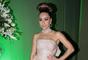 Penteado da Sabrina Sato é indicado para eventos com glamour