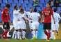 Atlético-MG saiu na frente logo no segundo minuto da partida - Diego Tardelli foi o autor