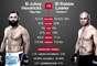 5º Johny Hendricks x Robbie Lawler, no dia 15 de março, em Dallas (EUA)Vale o cinturão do peso meio-médio