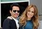 Os cantores Jennifer Lopez e Marc Anthony reuniram familiares e amigos, como Tom Cruise, Katie Holmes, Brad Pitt e Angelina Jolie, na mansão do casal na Califórnia para comemorarem os seis anos de casados. O casal ficou mais dois anos juntos após o evento e anunciou o divórcio. Eles são pais dos gêmeos Max e Emme