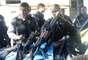 No morro do Juramento foram apreendidos ainda fuzis, pistolas, carregadores, granadas e colete a prova de balas