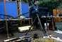 Além de uma grande quantidade de munição, autoridades chilenas encontraram metralhadoras, rifles automáticos e lançadores de foguetes em três contêineres escondidos na aldeia Colonia Dignidad