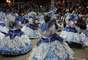 Os desfiles das escolas de samba acontecem no dia 1º de março