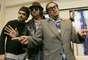 La banda chilena Los Tres también se presentará en 'El Monstruo' el domingo 23 de febrero. En la noche que compartirán con Ricky Martin tocarán música nueva como el sencillo de su nuevo álbum, 'Hey Hey Hey'. Visitarán México en marzo para presentarse en el Vive Latino.