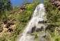 Boca da Onça - Mato Grosso do Sul. Com 156 metros de queda, a cachoeira localizada em Bonito, no Mato Grosso do Sul, é a maior da região. Ela tem uma das águas mais límpidas, pelo fato de sua nascente estar localizada em depósitos de calcário muito puro, com alto teor de bicarbonato