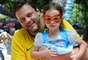"""Crianças e pais se divertem na folia da capital carioca com o bloco infantil """"Largo do Machado, mas não largo do Suquinho"""""""