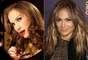 A atriz e cantora norte-americana Jennifer Lopez, que vai fazer 45 anos em julho, mostra que está com tudo em cima