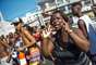 Morte de mulher arrastada durante tentativa de socorro da PM gerou revolta em comundiade na Zona Norte do Rio de Janeiro