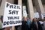 Abril de 2013 - conhecido mundialmente, o renomado pianista turco Fazil Say é condenado a 10 meses de prisão por insultar as crenças religiosas de uma parcela da população. O fato causa revolta de simpatizantes do músico, ateu e opositor de Erdogan