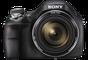 Outra câmera digital da empresa japonesa, a DSC-H400 é usada para fotos convencionais