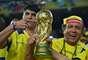 A torcida do Equador fez a festa na Arena da Baixada, em Curitiba, após a virada de 2 a 1 contra Honduras, na noite desta sexta-feira; a partida valeu pela segunda rodada do Grupo E