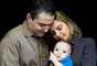 Filho da supervisora comercial Aline Libração da Lavra, 34 anos, e Roger Baragão, 41 anos, o paulistano Pedrinho tem SIC (Síndrome do Intestino Curto)