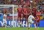 18 de junho de 2014 Espanha 0 x 2 Chile, Estádio do Maracanã, Rio de Janeiro