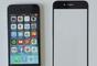Em julho, rumores de que o novo smartphone da Apple viria com tela de safira aumentaram; isso ocorreu após o blogueiroMarques Brownlee mostrar testes de resistência com a suposta tela