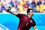 El portero italiano Gianluigi Buffon tendrá 40 años para la justa en Rusia y dejará atrás tres Eurocopas y cinco Mundiales.