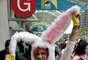 Considerada uma das maiores feiras de cultura pop do mundo, a Comic Con 2014 aconteceu nesta edição entre os dias 24 e 27 de julho. Nesse domingo, os fãs de animes, quadrinhos, séries e games se reuniram em San Diego com suas melhores fantasias para se despedir do evento