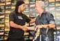 Ronaldinho chegou em 4 de junho de 2012 e foi apresentado sem grande pompa no Atlético-MG - na época, era visto com desconfiança por passagem ruim pelo Flamengo