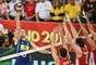 Brasil passou a viver o risco de eliminação após perder para Polônia nesta terça-feira