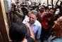 Candidato ao Governo do Rio de Janeiro, Anthony Garotinho (PR) votou em Campos dos Goytacazes