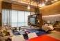 No Loft no Rio, de Ana Lila Denton e Juarez Farias, quarto, sala, cozinha e banheiro estão integrados numa área de 64 m²