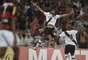 Gilberto empatou para o Vasco após paralisação no Maracanã