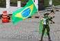 Marcha pela Família em Caixas do Sul (RS) reuniu manifestantes neste sábado (28)
