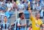 Veja fotos de Grêmio x Internacional na 1ª final do Gaúcho
